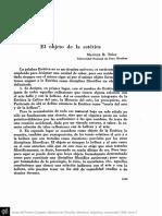 objeto de la estética.pdf