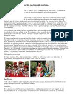 4 Culturas de Guate2