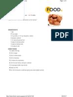 Muffin Banana Recipe