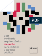 Guia Diseno Arquitectonico MAPUCHE