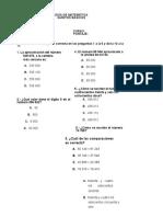 Guías de Matemática Quinto Marzo