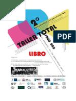 2 Encuentro Internacional Taller Total 2016 LIBRO Universidad Nacional de Cordoba Simone Abreu