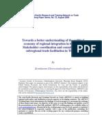 Toward Better Understanding of Pol& Econ of GMS (Thailand) 2009