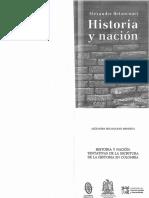 Alexander Betancourt-historia y Nacion