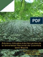 2008 Infante-Betancour Et Al Arboles Arbustos UN