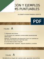 Definición y Ejemplos de Ítems Puntuables BENDER