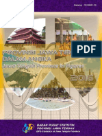 Provinsi Jawa Tengah Dalam Angka 2016