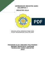 Resume Proses Pembuatan Gula Dari Nira Pohon Aren