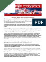 DIRGAHAYU UMNO (63 Tahun Perjuangan Sebuah Bangsa)