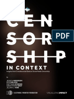 Censorship in Context November 2016