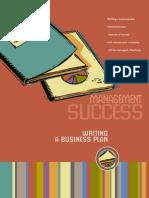Business Plan - Management Success