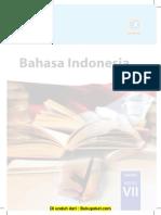 Buku Bahasa Indonesia Kelas 7 Revisi 2016