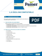 AV Sem 7 Idea Incompatible
