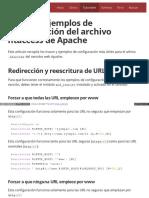 Tutorial Trucos y Ejemplos de Configuracion Del
