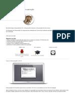 OS X Mountain Lion- Recuperação