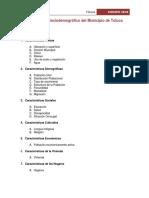 Diagnóstico Sociodemográfico del Mpio de Toluca-COESPO