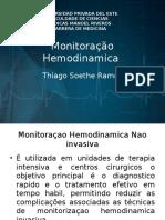 Monitoração Hemodinamica