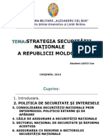 Strategia Securittatii