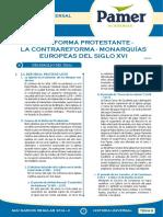 HU_Sem_8_La reforma protestante-La contrareforma - Monarquías europeas del siglo XVI.pdf