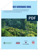 Land and Forest Governance