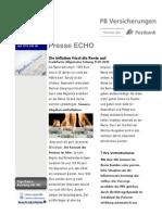 Presse Echo 28 Inflation Frisst Die Rente