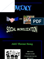 6 Advocacy and Mobilization1