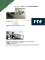 Directorio de Instituciones (Autoguardado)