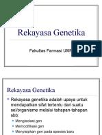 Rekayasa Genetika - ch4
