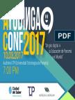 Conf 2017 Ayudinga