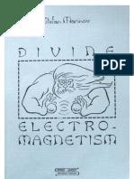 Divine Electromagnetism 1993 by Stefan Marinov