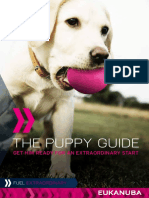 Eukanuba the Puppy Guide