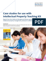 Case Studies for Use With IP Teaching Kit En