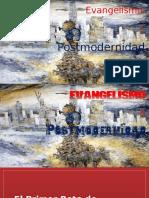 Evangelismo y Postmodernidad