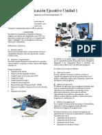Software de Aplicación Ejecutivo Unidad 1