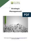 Sample on Strategic Management