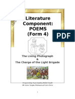 Form 4 Poems 2015