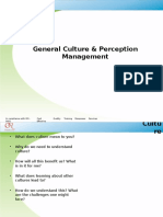 Culture, Perception Management & Email Etiquettes
