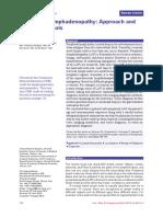 abordaje linfadenopatia periferica