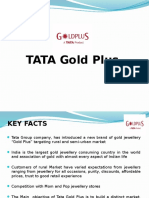 Gold Plus Case Study