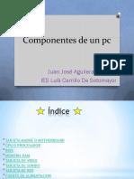 Componentes de Un Pc