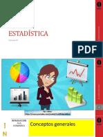 Estadistica - Semana 01