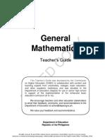 Gen.math Tg Shs v.1