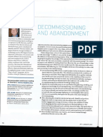 201505- O&G Facilities- Decommissioning