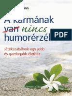 A KARMÁNAK NINCS HUMORÉRZÉKE - Florence Scovel Shinn