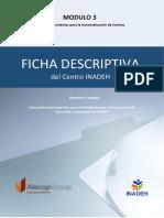 Cuestionario 3 Ficha Tecnica Del Centro