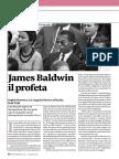 """James Baldwin """"il profeta"""" - Los Angeles Review of Books (Internazionale)"""
