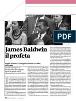 "James Baldwin ""il profeta"" - Los Angeles Review of Books (Internazionale)"