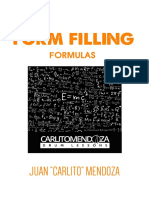 Form Filling Formulas