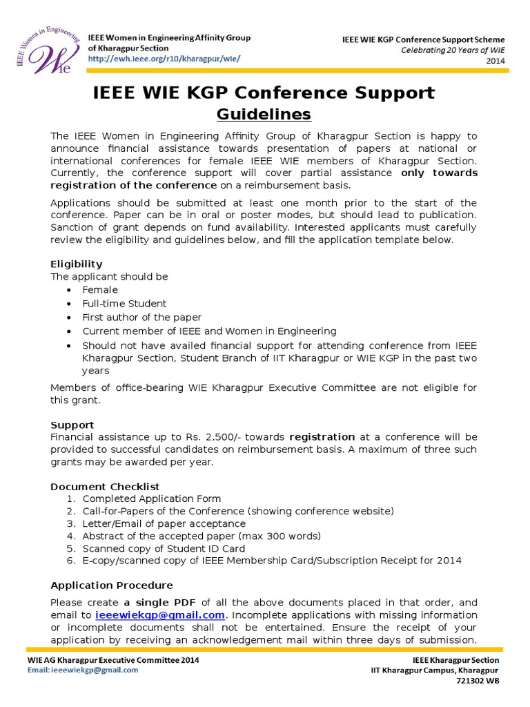 Ieee conference paper template word format for agreement application form wiekgp conference support institute of 1505318145 application form wiekgp conference support ieee conference paper template word pronofoot35fo Choice Image