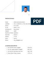 Resume Arham